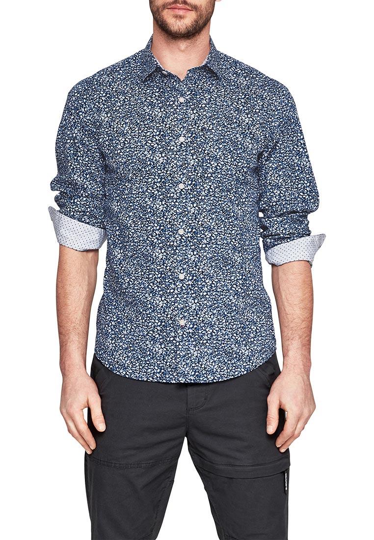 Рубашка с длинным рукавом s.Oliver (с.Оливер) 13.802.21.2920