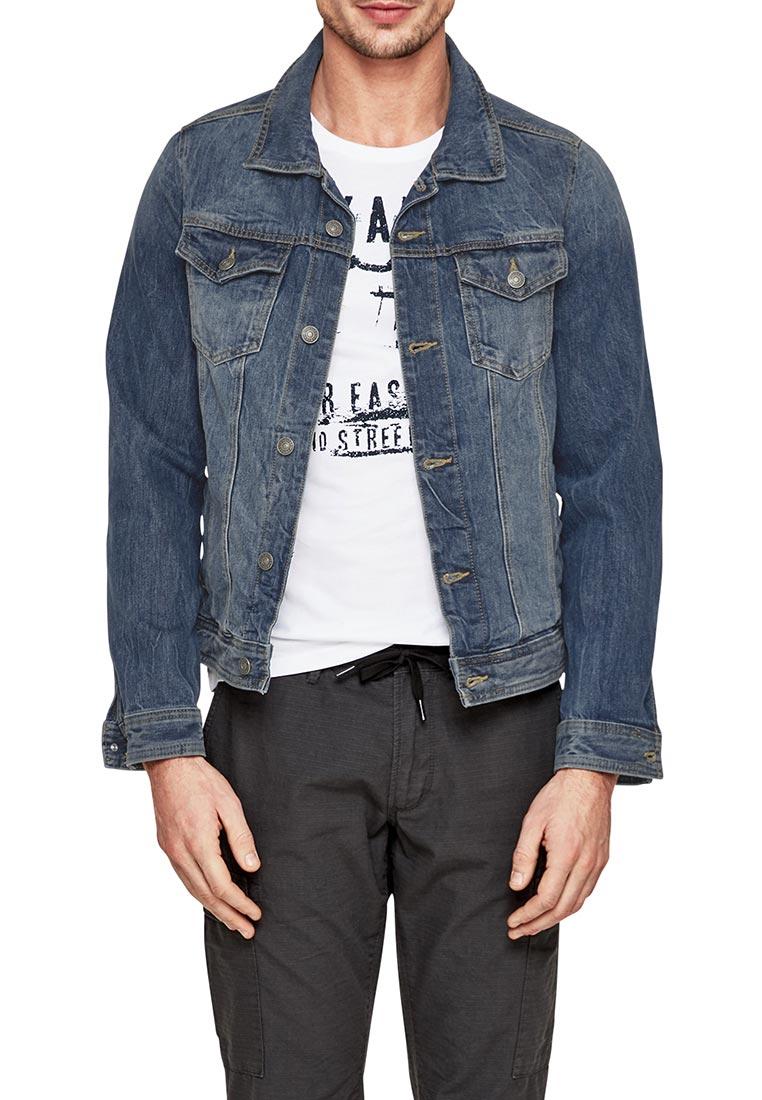 Джинсовая куртка s.Oliver (с.Оливер) 2E.895.51.4509