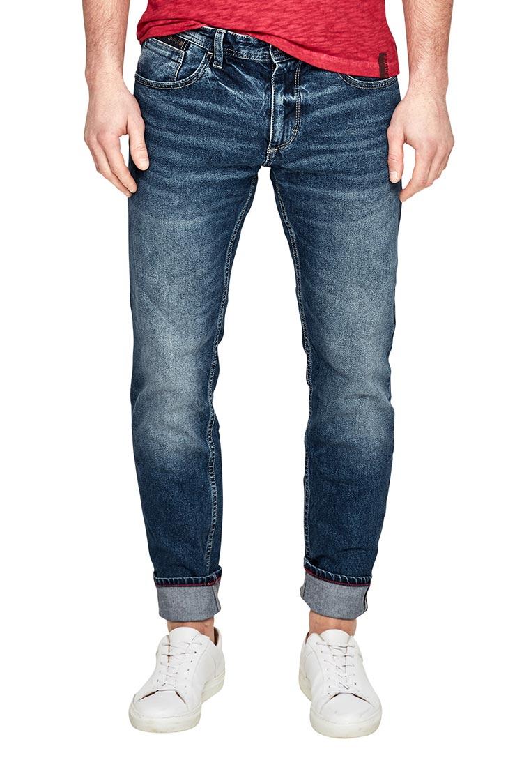 Зауженные джинсы s.Oliver (с.Оливер) 03.899.71.4512