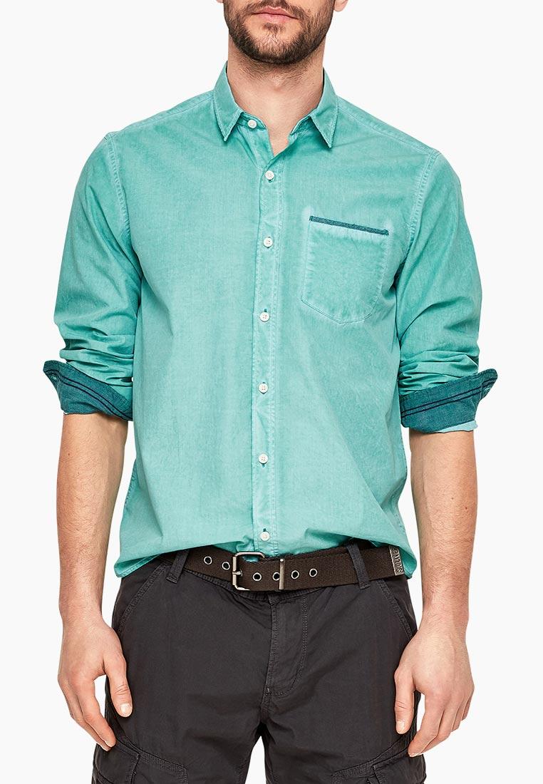 Рубашка с длинным рукавом s.Oliver (с.Оливер) 13.803.21.2830