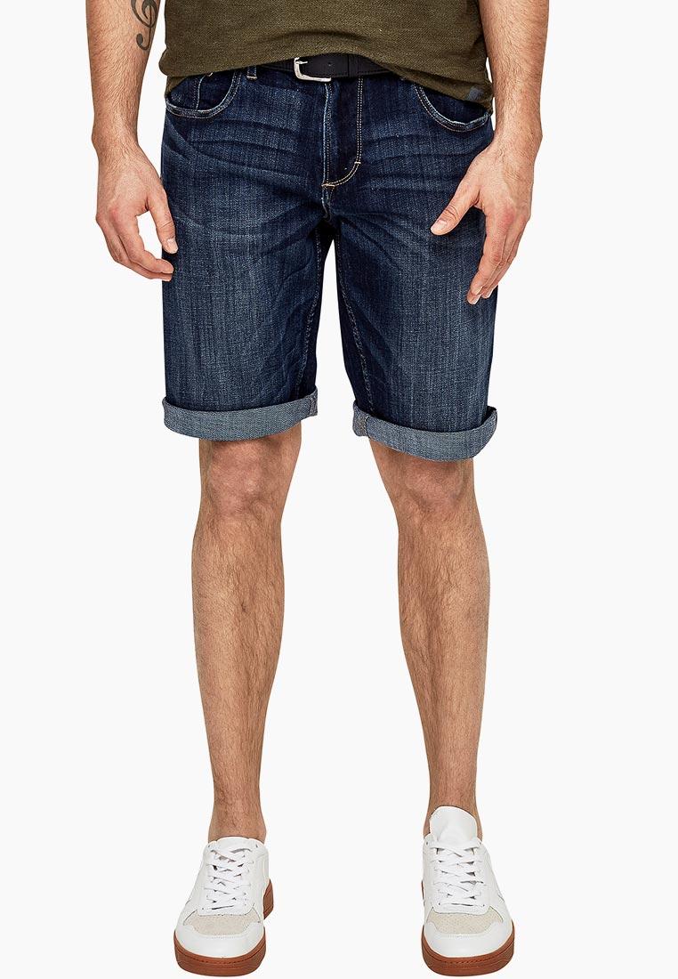Мужские джинсовые шорты s.Oliver (с.Оливер) 13.803.72.4625