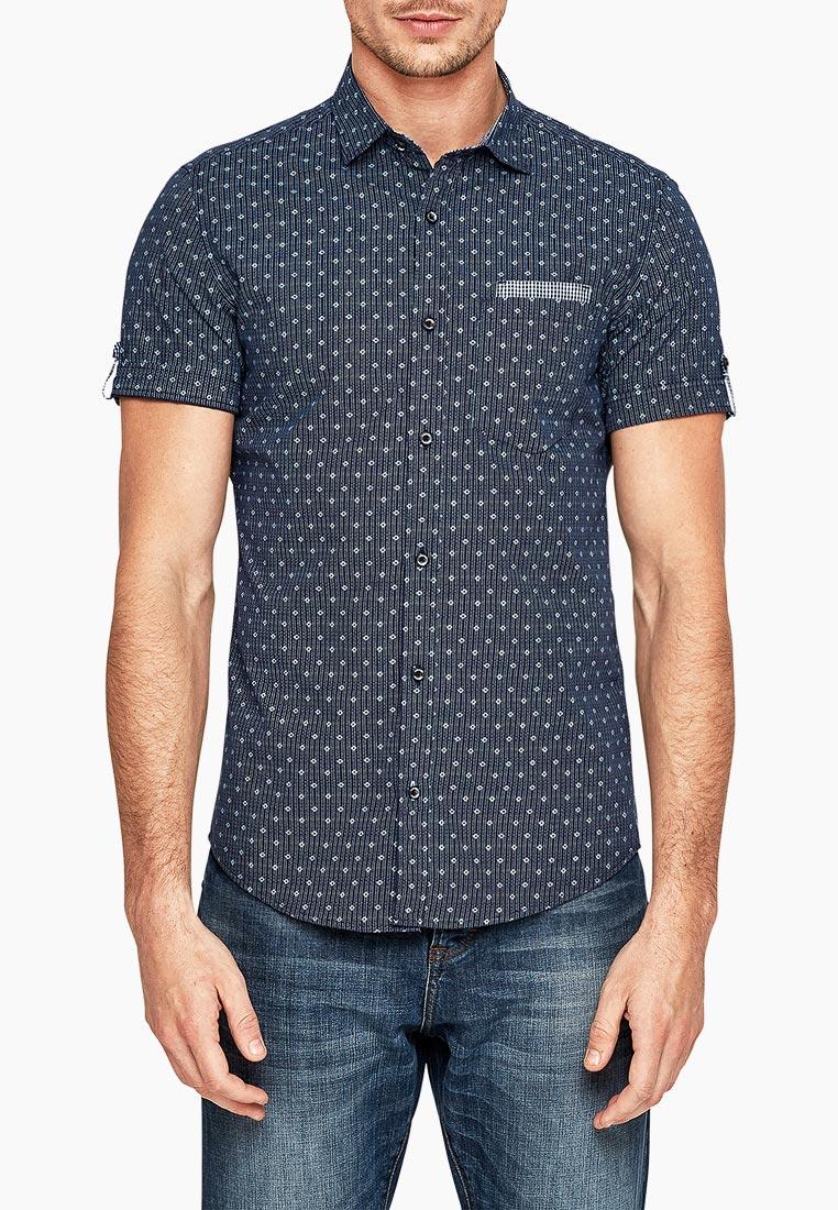 Рубашка с коротким рукавом s.Oliver (с.Оливер) 03.899.22.4529