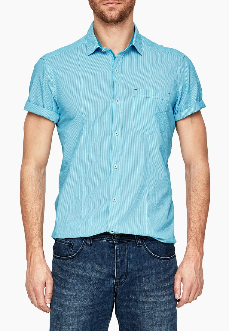 Рубашка с коротким рукавом s.Oliver (с.Оливер) 13.804.22.2962