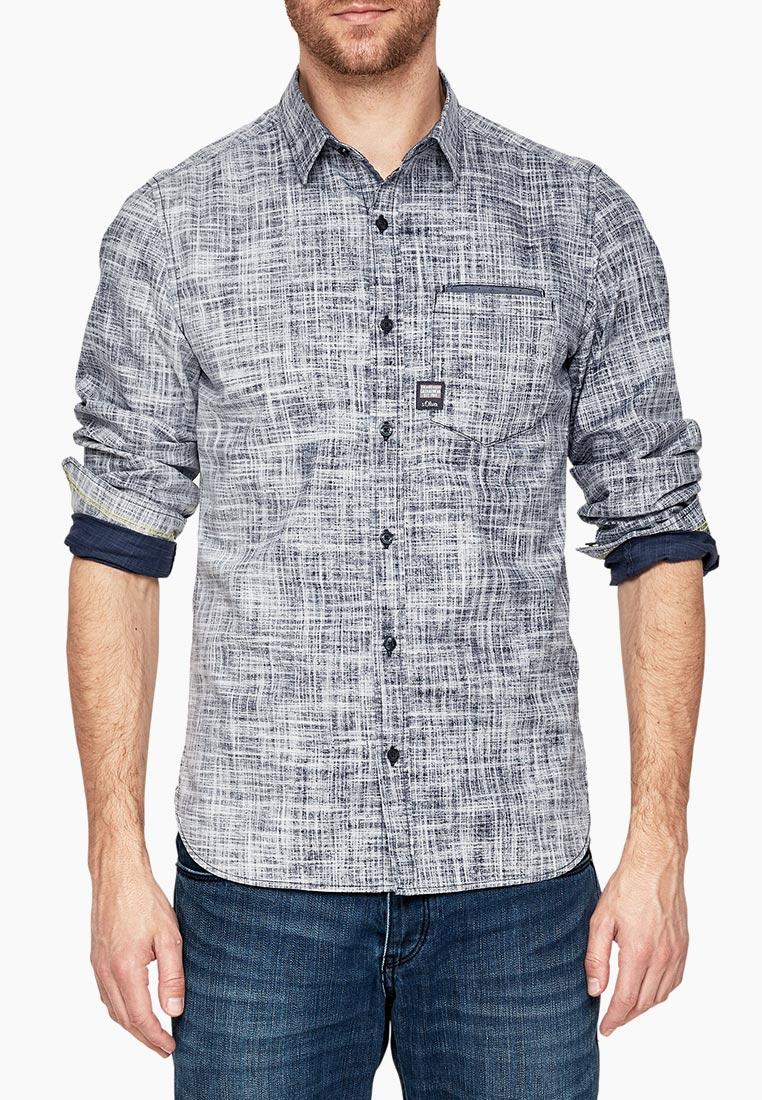 Рубашка с длинным рукавом s.Oliver (с.Оливер) 13.804.21.2871