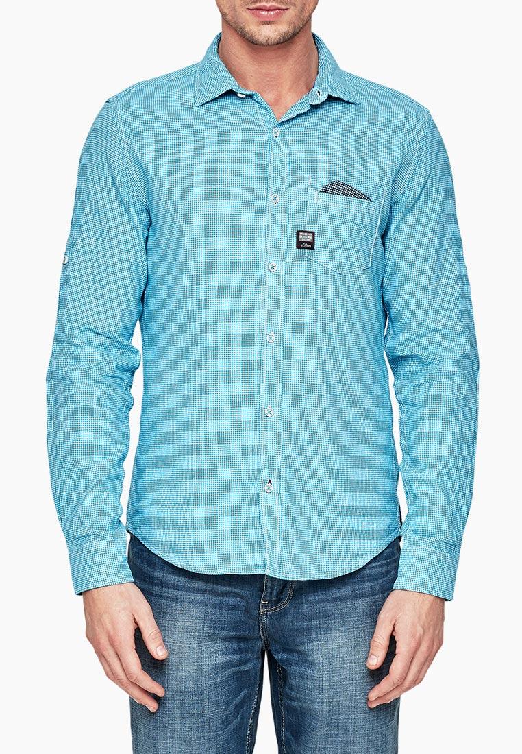 Рубашка с длинным рукавом s.Oliver (с.Оливер) 13.804.21.4186
