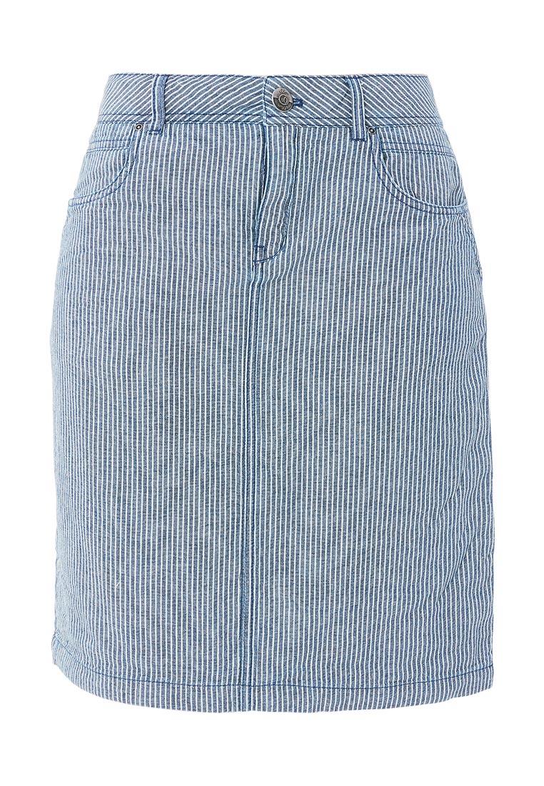 Прямая юбка s.Oliver (с.Оливер) 14.703.78.3455
