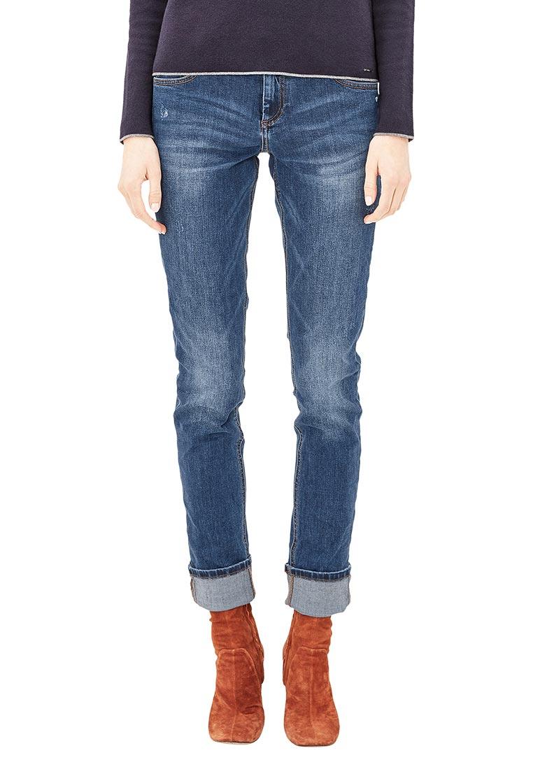 Зауженные джинсы s.Oliver (с.Оливер) 14.709.71.4294