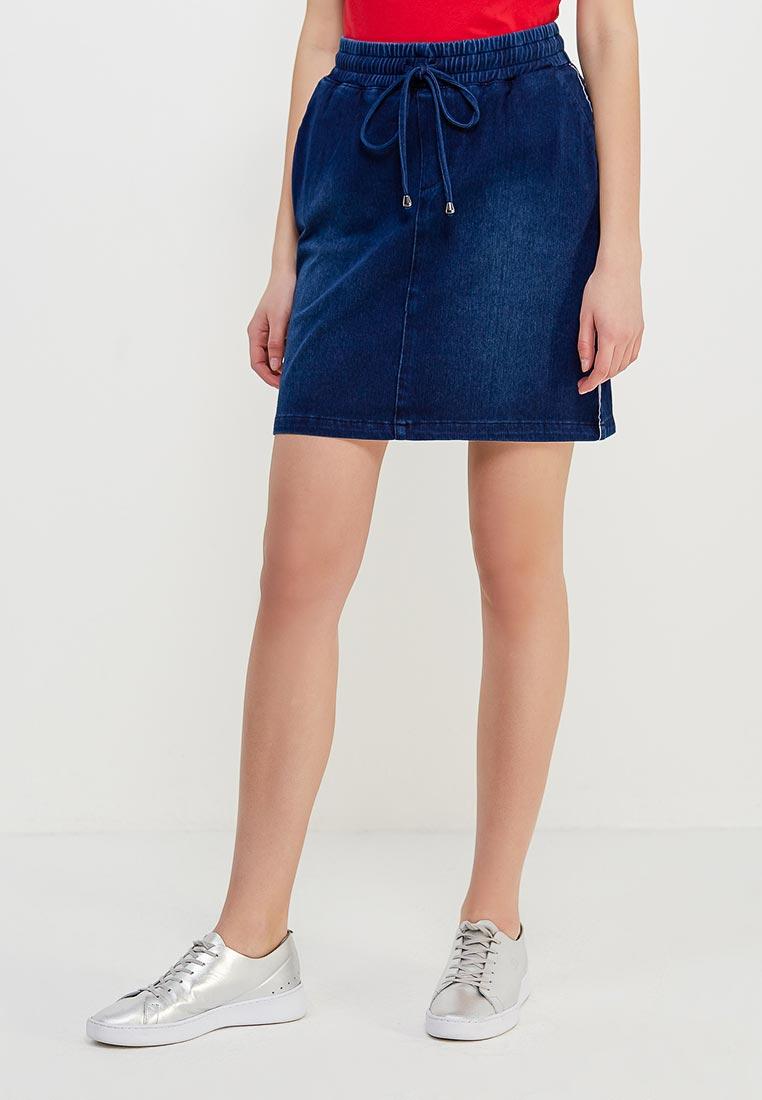 Джинсовая юбка s.Oliver (с.Оливер) 14.802.79.3779