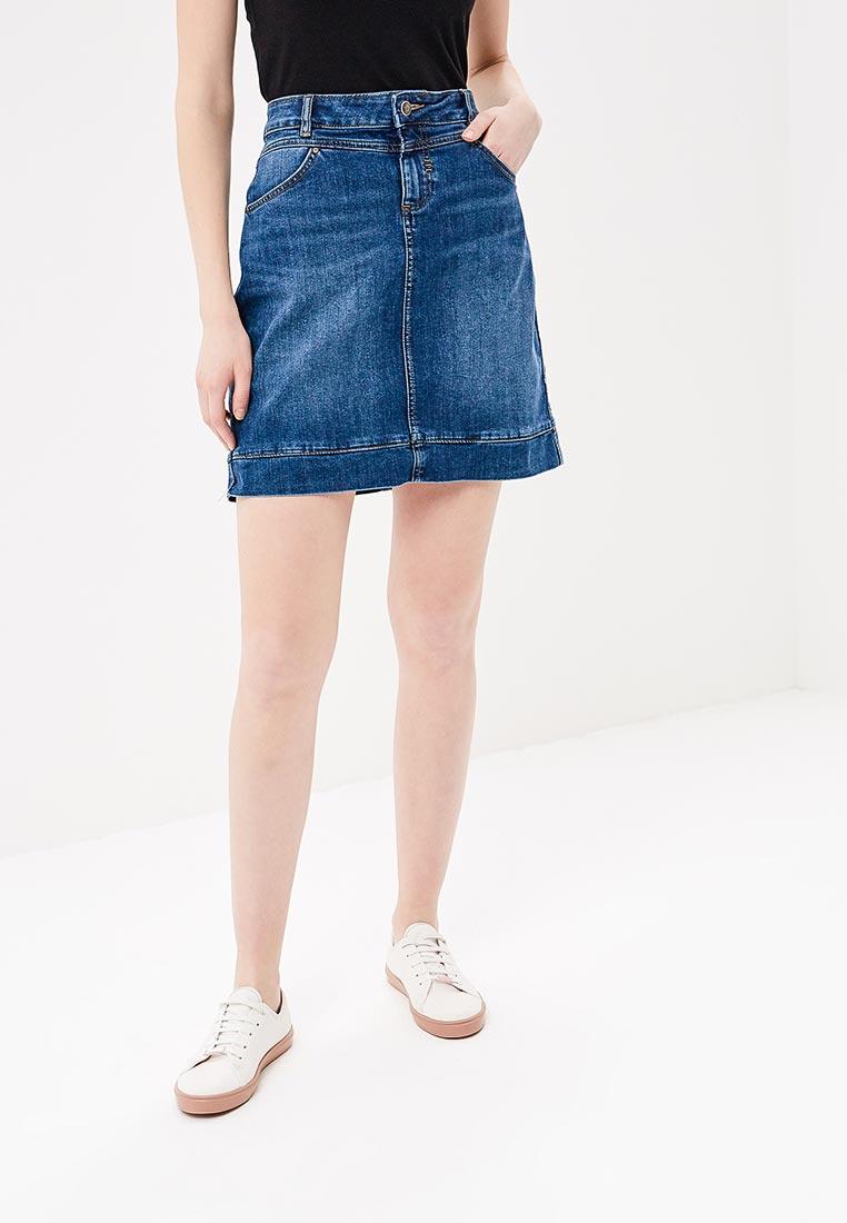 Широкая юбка s.Oliver (с.Оливер) 14.802.79.3781