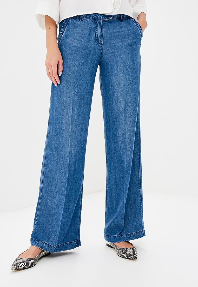 Широкие и расклешенные джинсы s.Oliver (с.Оливер) 14.803.71.4649