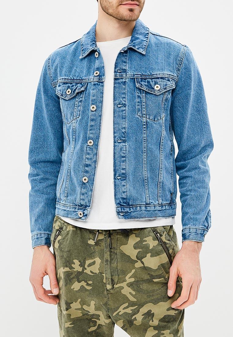 Джинсовая куртка Solid 6189229