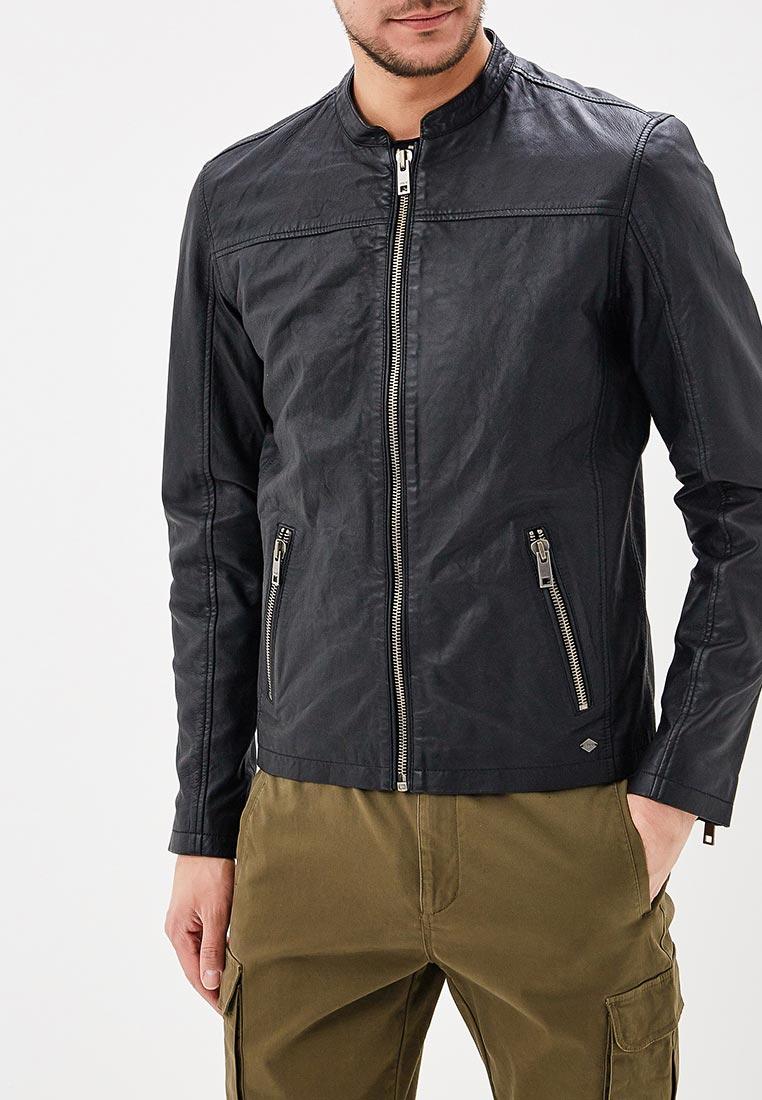 Кожаная куртка Solid 6189216