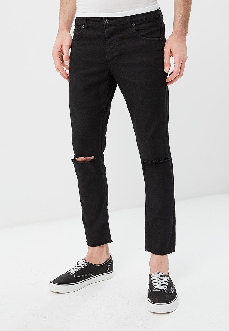 Мужские прямые джинсы Solid 6186200