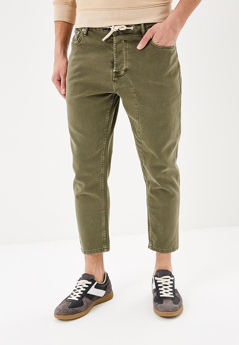 Мужские повседневные брюки Solid 6186205