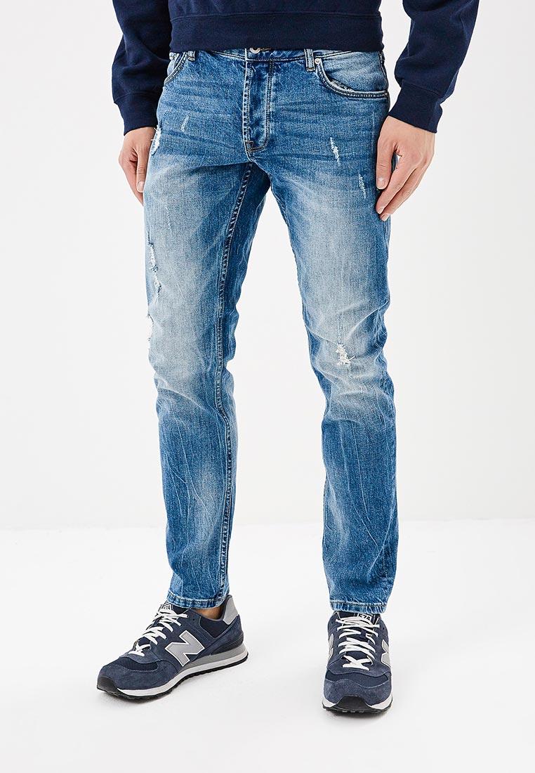 Мужские прямые джинсы Solid 6186204