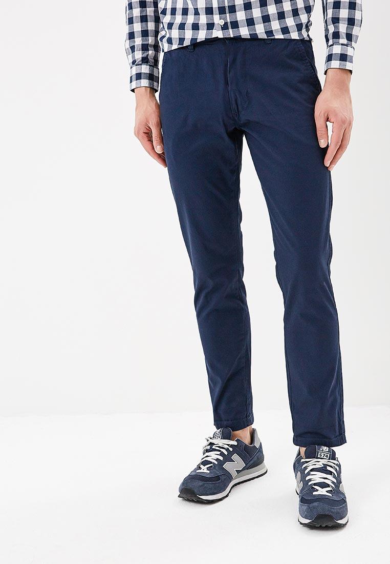 Мужские повседневные брюки Solid 6188102
