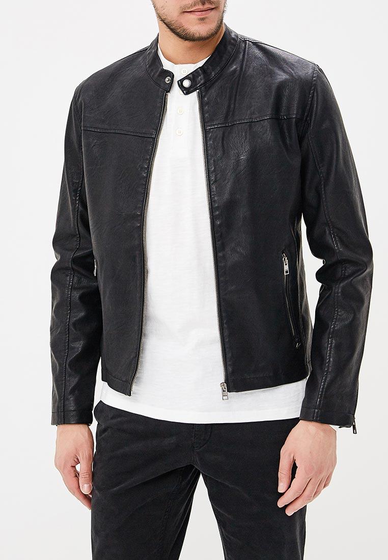 Кожаная куртка Solid 6189107