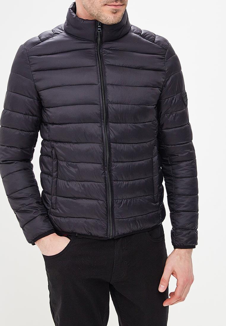 Утепленная куртка Solid 6189125F