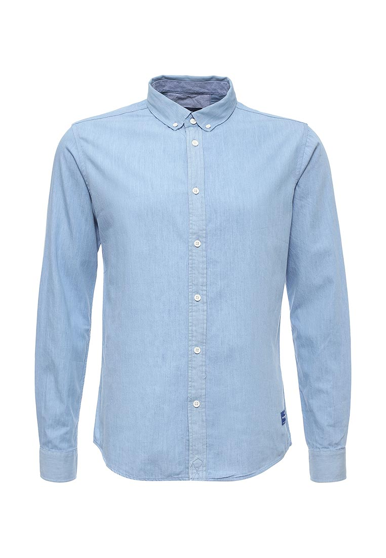 Рубашка с длинным рукавом Solid 6170235