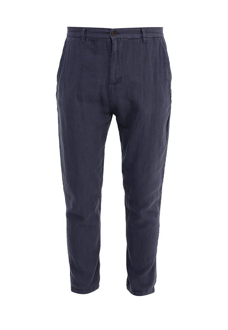 Мужские повседневные брюки Solid 6178208