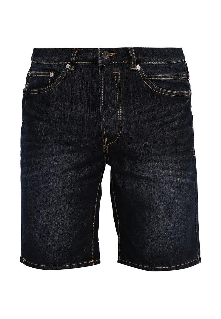 Мужские джинсовые шорты Solid 6176140