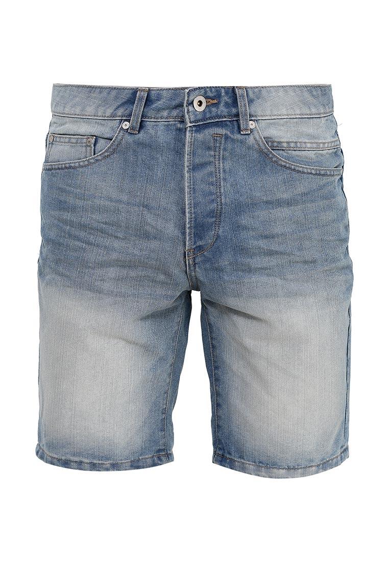 Мужские джинсовые шорты Solid 6176142