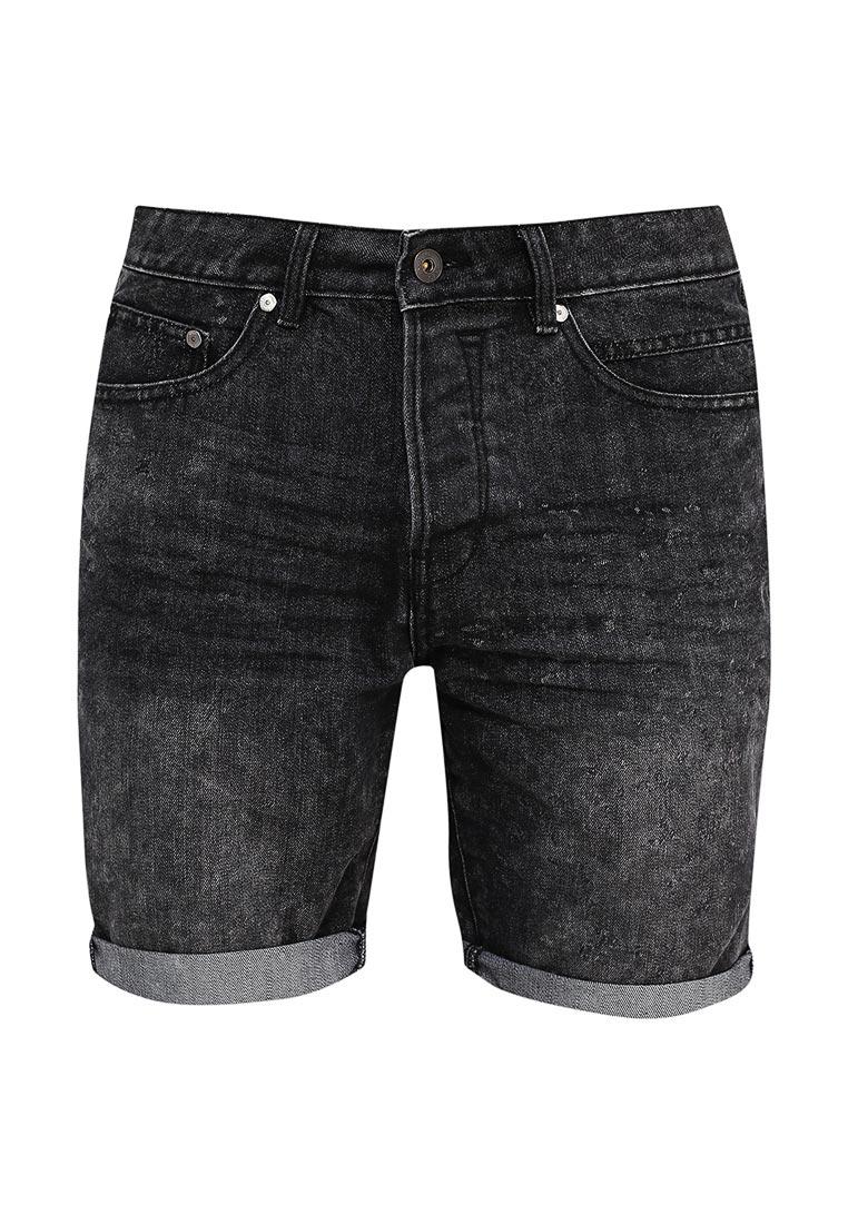 Мужские джинсовые шорты Solid 6176229