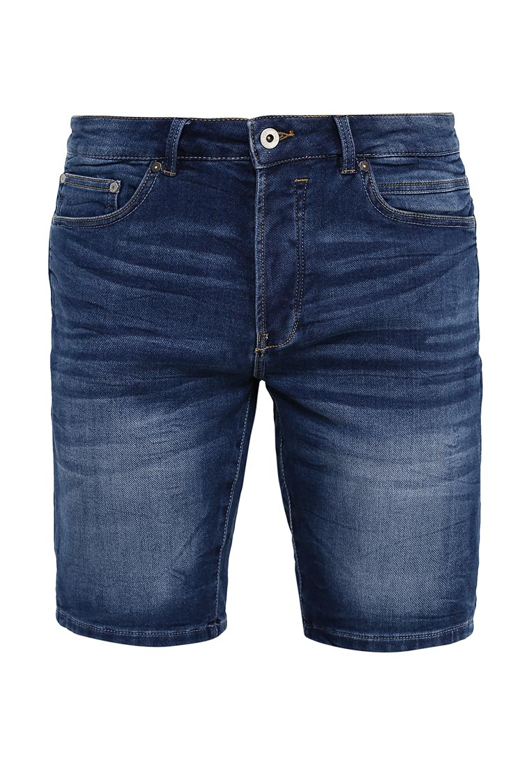 Мужские джинсовые шорты Solid 6176236