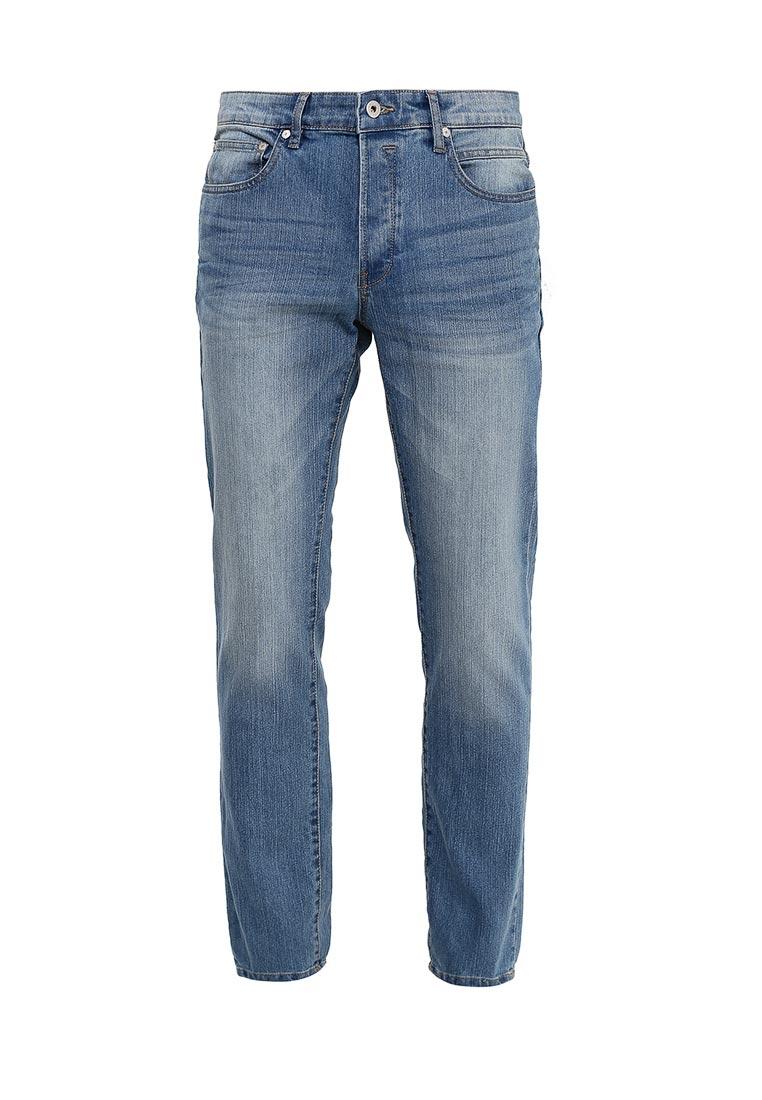 Зауженные джинсы Solid 6176122