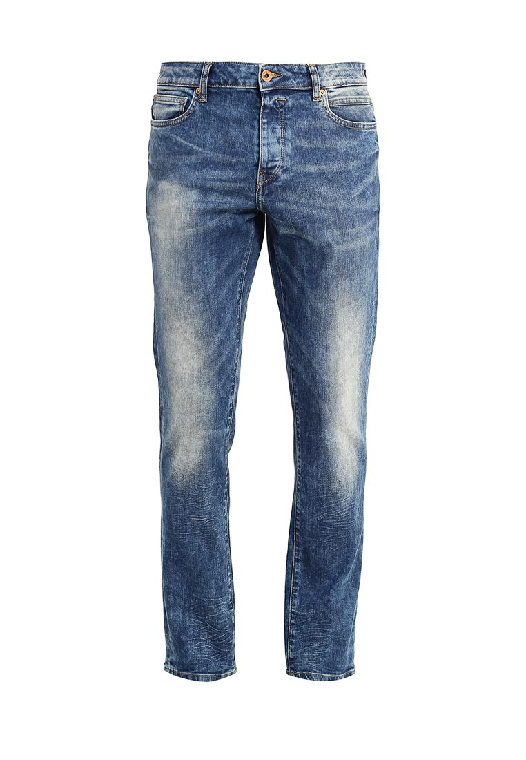 Зауженные джинсы Solid 6176126
