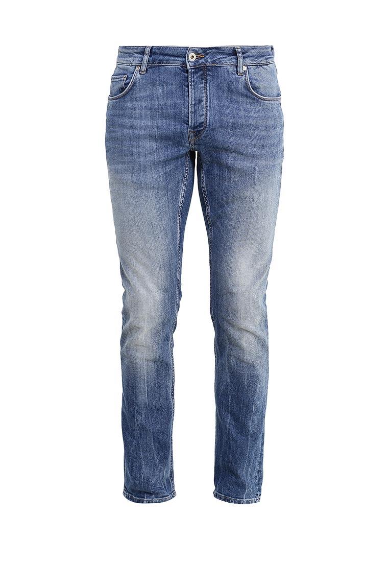 Зауженные джинсы Solid 6176104