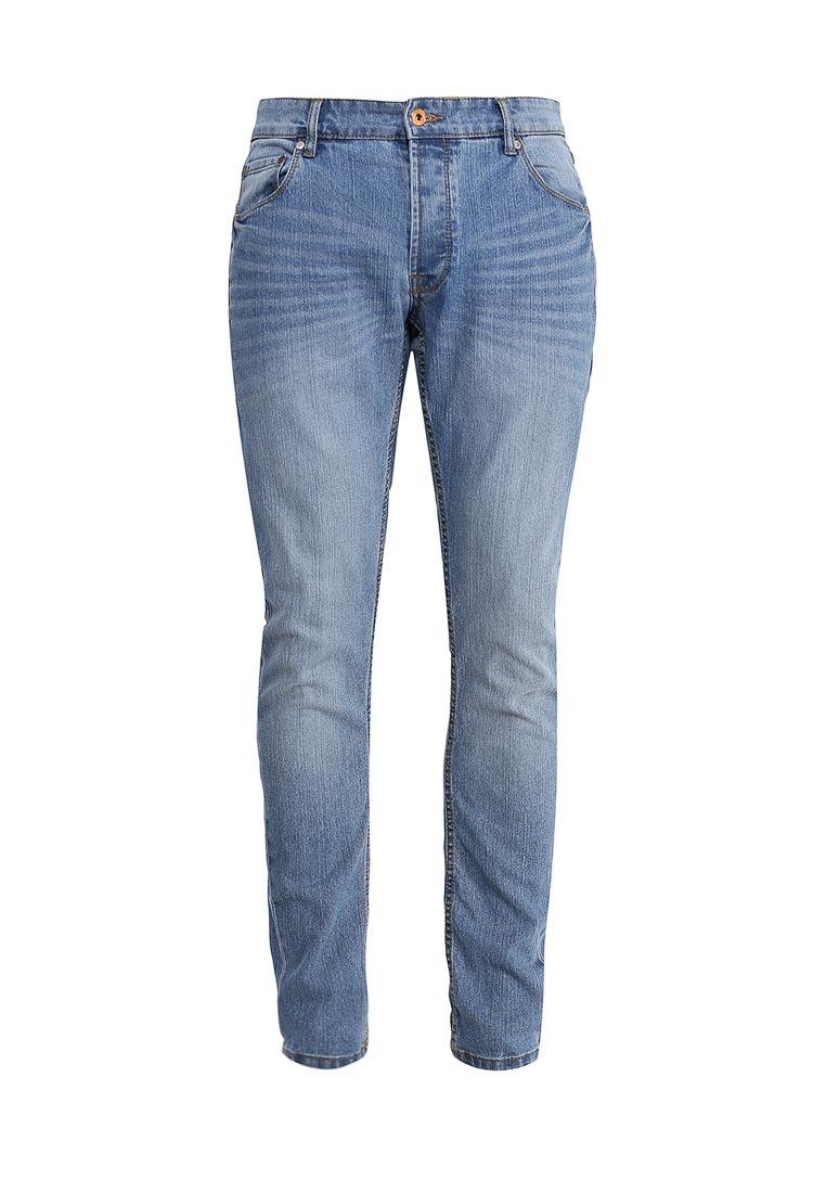 Зауженные джинсы Solid 6176112
