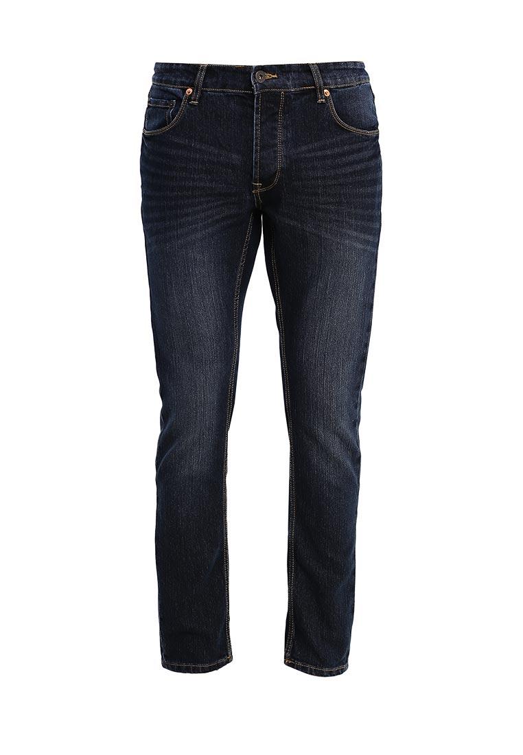 Зауженные джинсы Solid 6166707