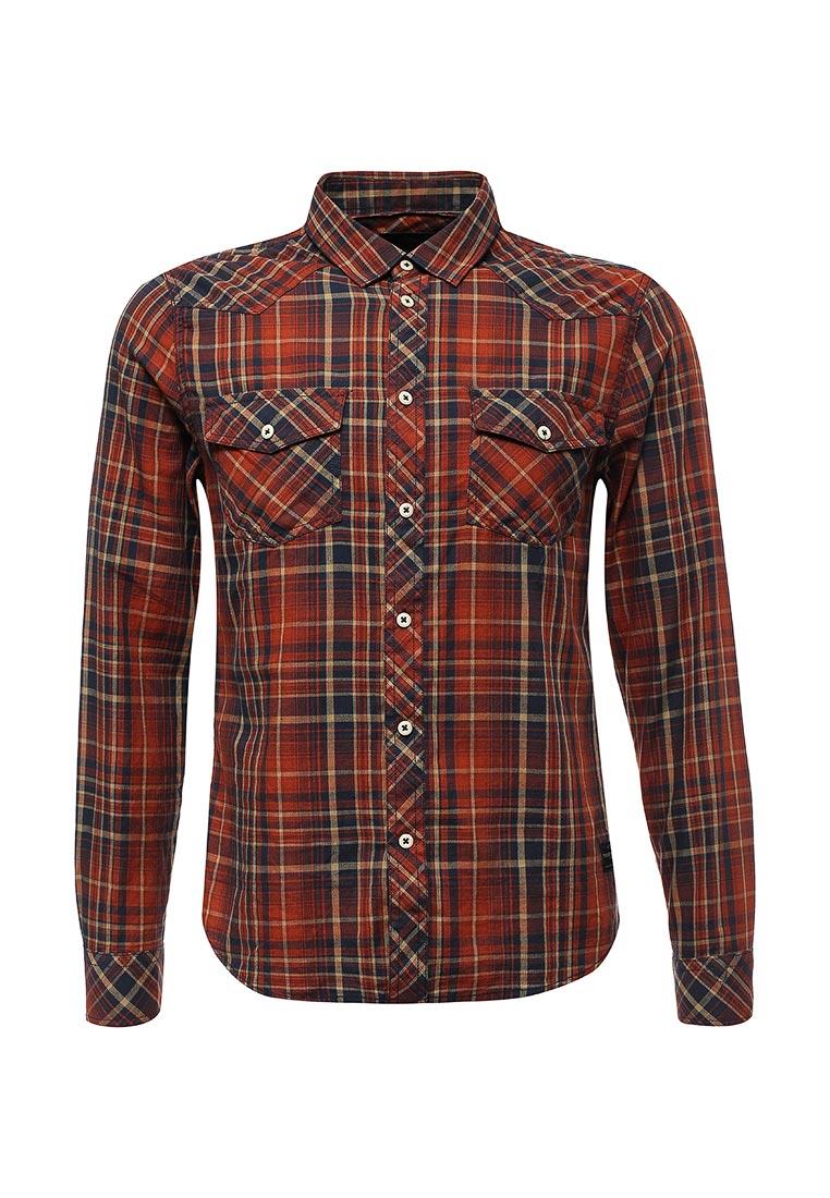 Рубашка с длинным рукавом Solid 6170605F