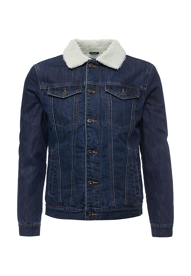 Джинсовая куртка Solid 6179630