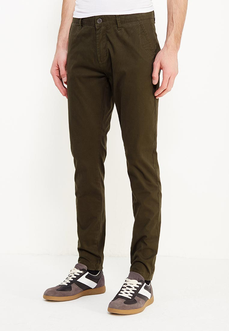 Мужские повседневные брюки Solid 6178603