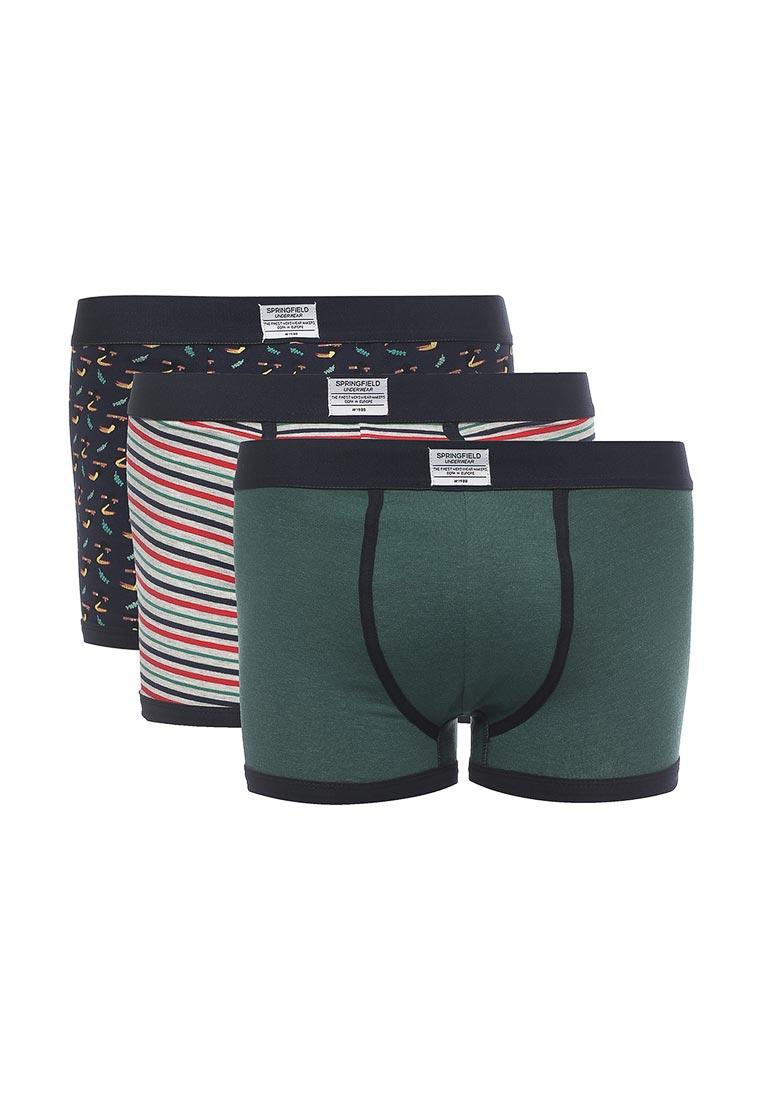 Мужское белье и одежда для дома SPRINGFIELD 1253077