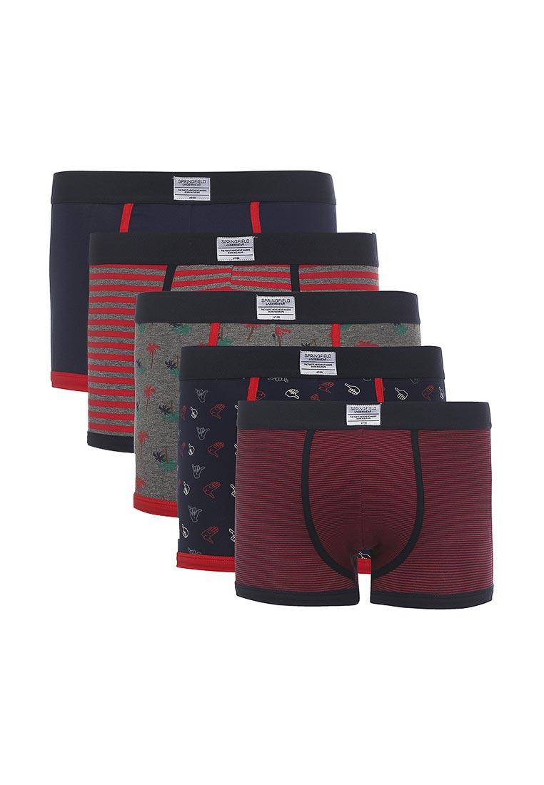 Мужское белье и одежда для дома SPRINGFIELD 1253174