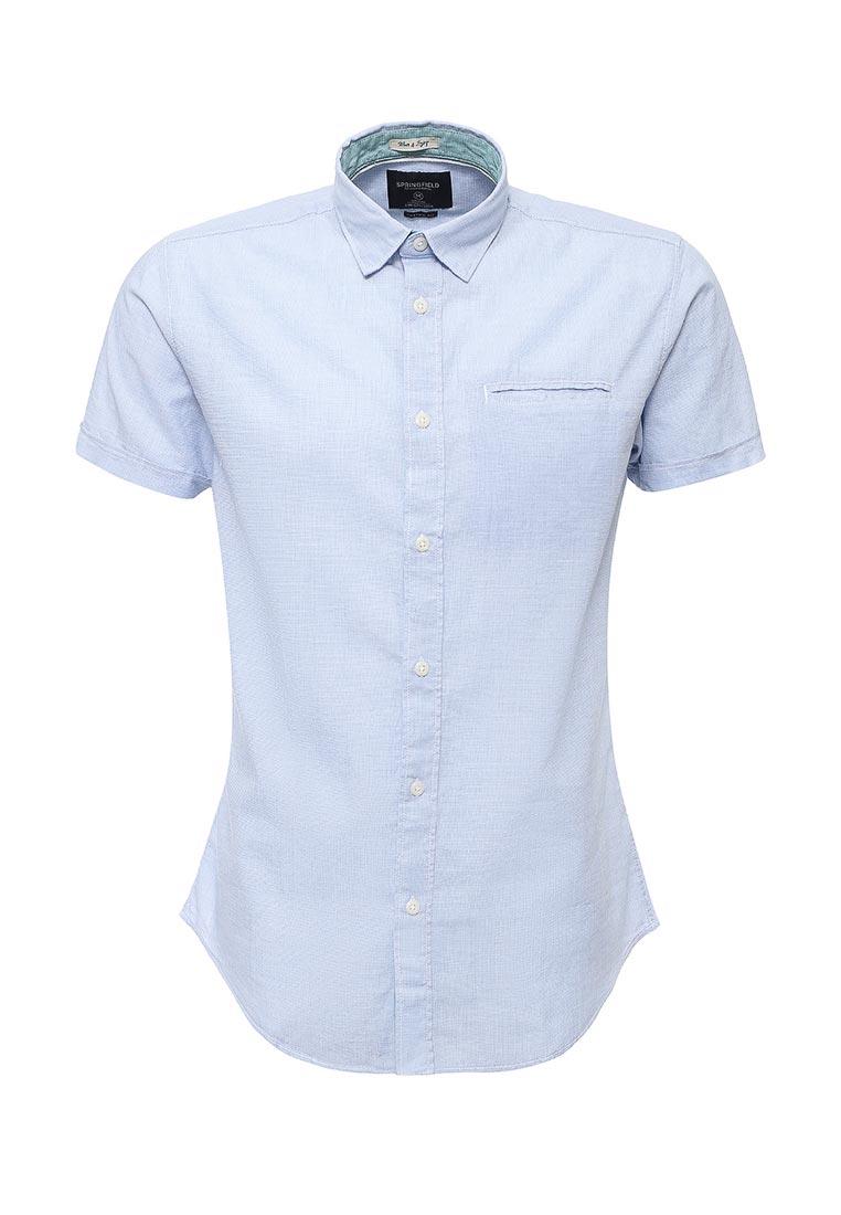 Рубашка с коротким рукавом SPRINGFIELD 347558