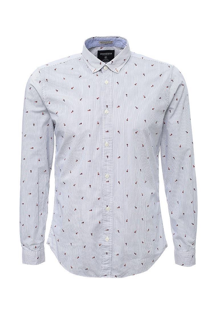Рубашка с длинным рукавом SPRINGFIELD 289272