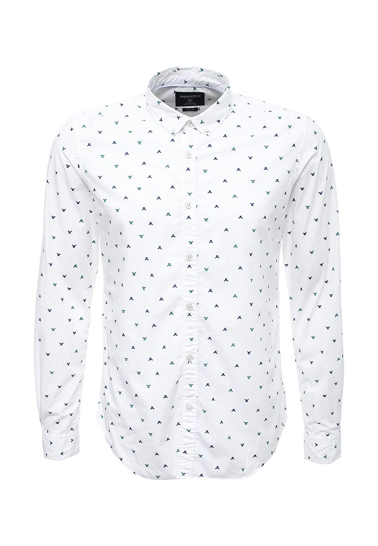 Рубашка с длинным рукавом SPRINGFIELD 289299