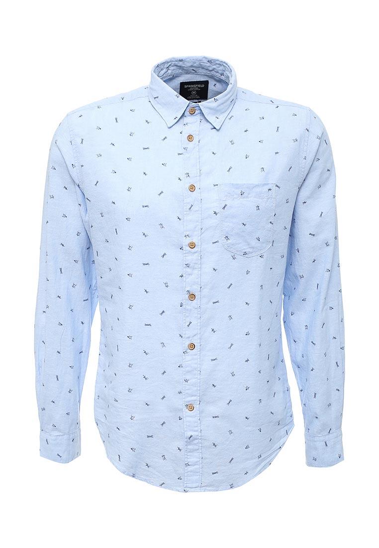 Рубашка с длинным рукавом SPRINGFIELD 999830