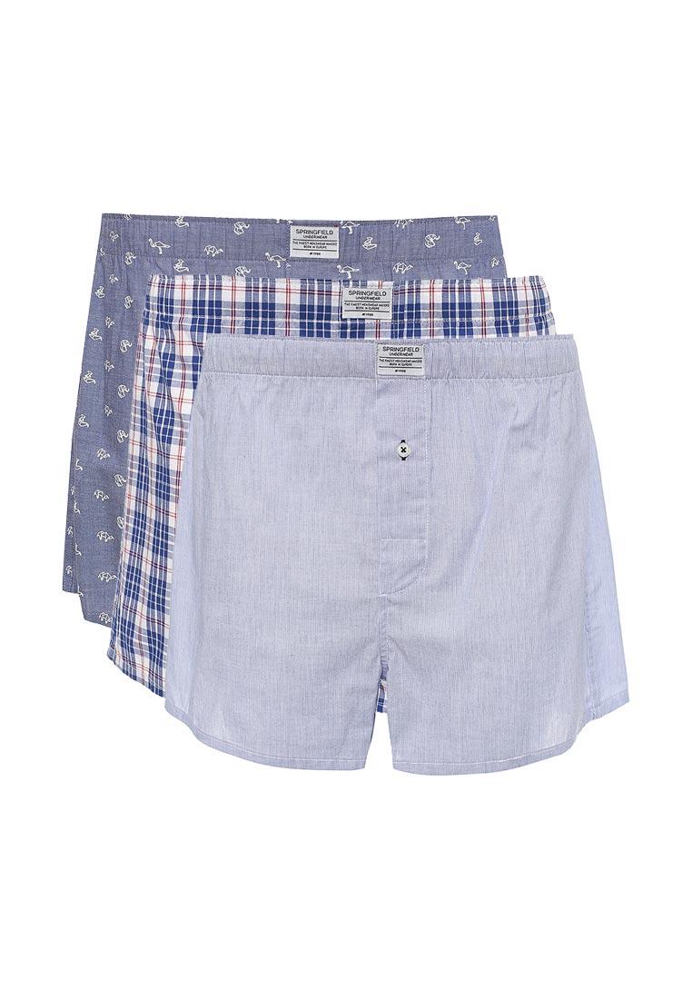 Мужское белье и одежда для дома SPRINGFIELD 1169416
