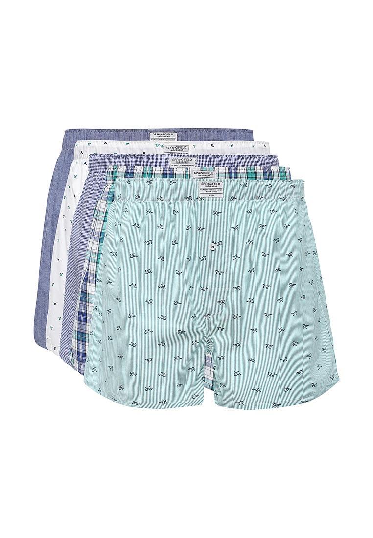 Мужское белье и одежда для дома SPRINGFIELD 1169432