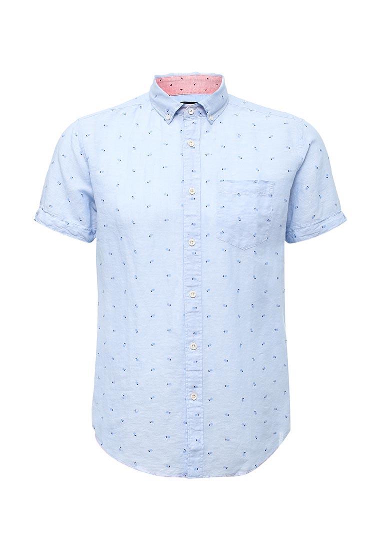 Рубашка с коротким рукавом Springfield (Спрингфилд) 379883