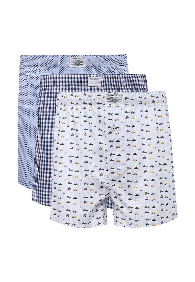 Мужское белье и одежда для дома SPRINGFIELD 1162462