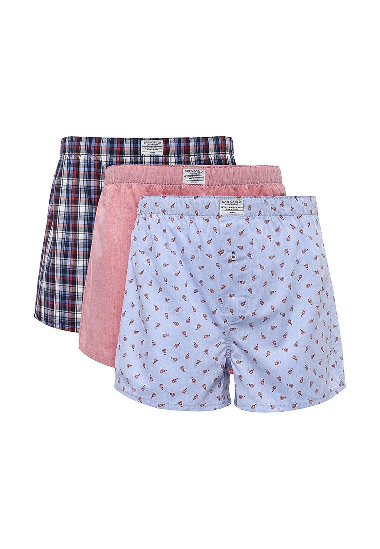 Мужское белье и одежда для дома SPRINGFIELD 1162489