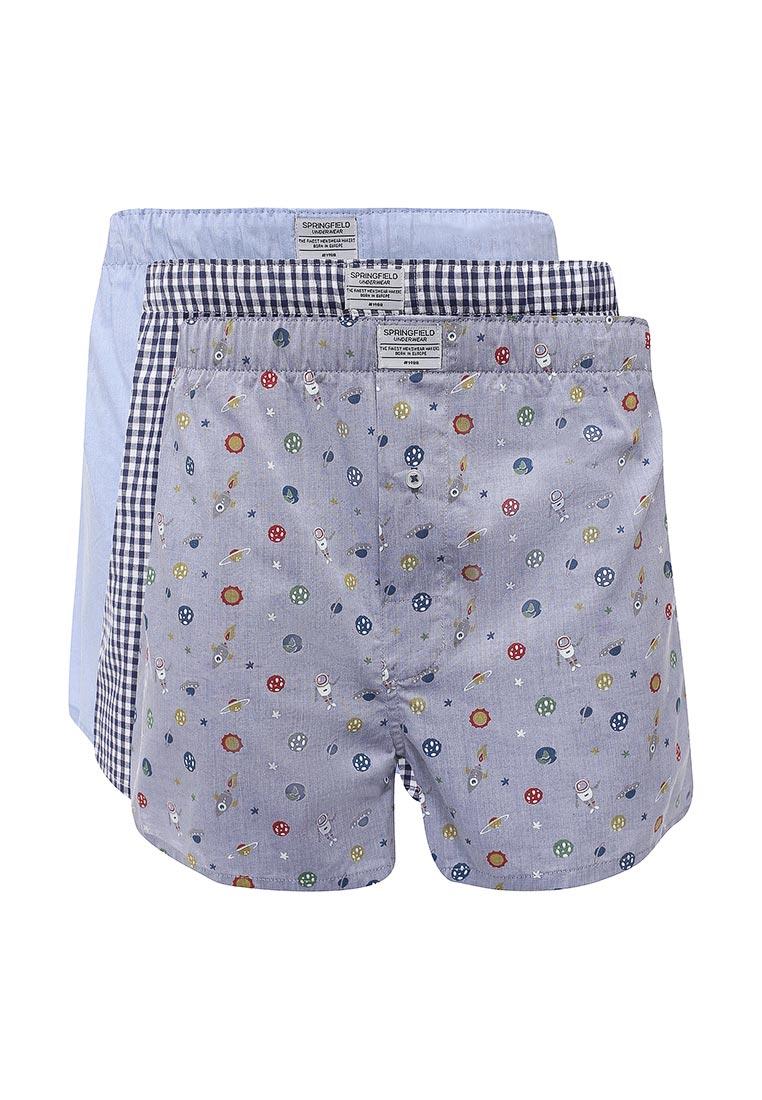 Мужское белье и одежда для дома SPRINGFIELD 1162497