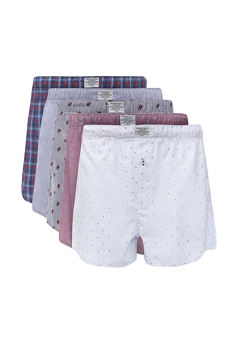Мужское белье и одежда для дома SPRINGFIELD 1162519