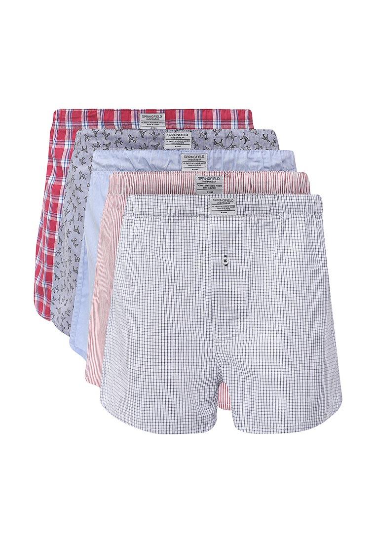 Мужское белье и одежда для дома SPRINGFIELD 1162527
